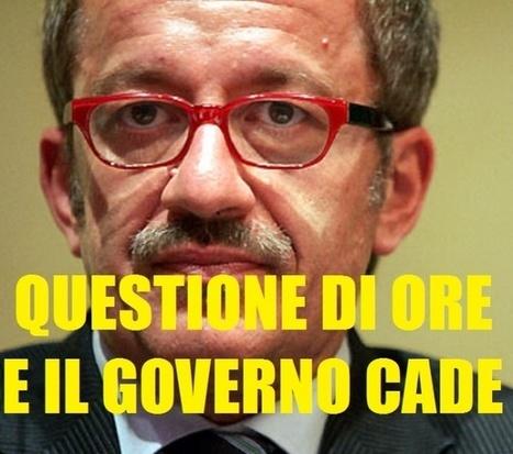 MARONI: IL GOVERNO LETTA CADRA' ENTRO STANOTTE. - ilnord.it | Lega Nord | Scoop.it