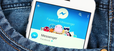 Voici Facebook M, l'assistant personnel de Messenger | Social Media Curation par Mon-Habitat-Web.com | Scoop.it