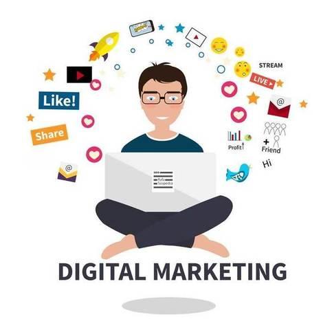 8 áreas del marketing digital para tu eCommerce | De todo un pocho | Scoop.it