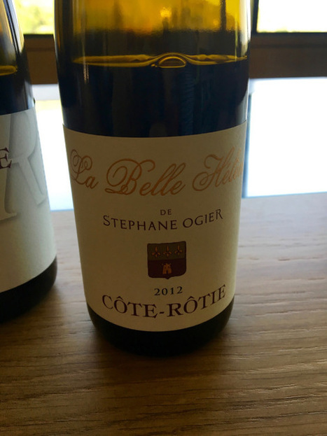 Stephane Ogier in Côte-Rôtie | Vitabella Wine Daily Gossip | Scoop.it