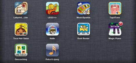 91 appar för förskolan | IKT i förskolan | Scoop.it