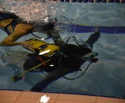 Io, che sott'acqua non sono disabile - Disabili.com | Immersioni nel mondo | Scoop.it