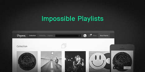Playlist your online music | Discover new songs | Playmoss | Web social y más | Scoop.it