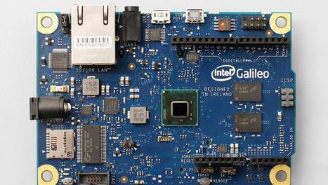 Intel Goes Hobbyist | Arduino&Raspberry Pi Projects | Scoop.it