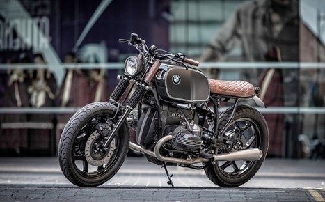 Sinroja Motorcycles R1 | Custom bikes and Specials | Scoop.it