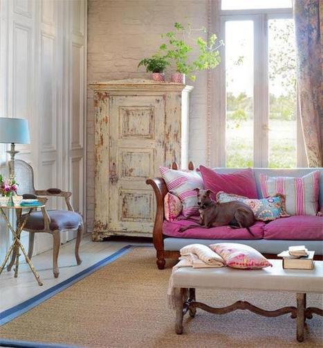 Country Style Interior Design Ideas | Interior design | Scoop.it