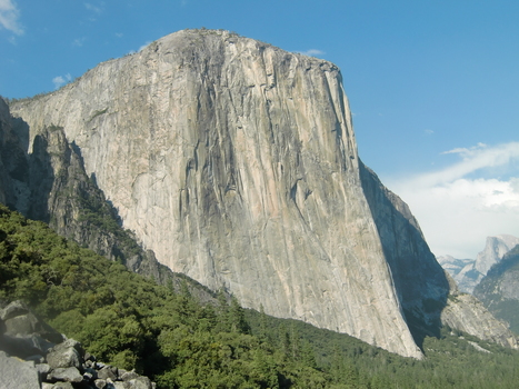 Good Weather, Big Sends and Pushes in Yosemite - Gripped Magazine   Authentic Yosemite   Scoop.it
