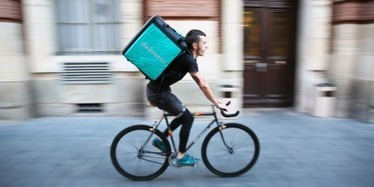 Foodtech : comment fonctionne Deliveroo à Toulouse? | Ville rose & Communication | Scoop.it