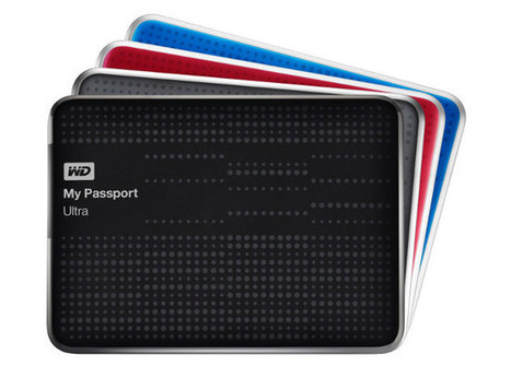 My Passport Ultra Portable HDD Announced By Western Digital - Geeky gadgets | Data Recovery | Scoop.it