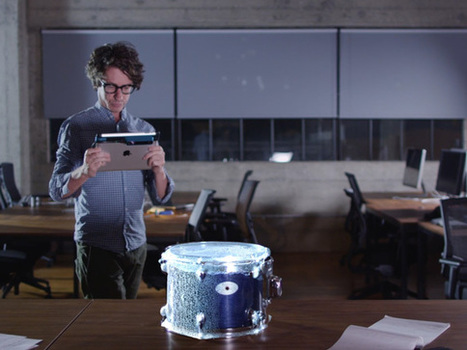 The Structure Sensor is the first 3D sensor for mobile devices | 3d sensor for ipad | Scoop.it