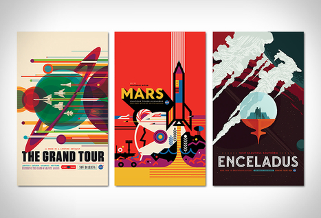 NASA Visions of the Future Posters | Stuff we drool about... | Scoop.it