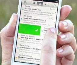 Mailbox for iPhone: a next-generation email app inspired by Sparrow and Clear | Tech in Education | Scoop.it