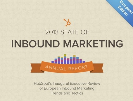 10 Remarkable Discoveries About Inbound Marketing in Europe [NEW REPORT] | DV8 Digital Marketing Tips and Insight | Scoop.it
