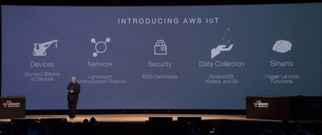 AWS launches Amazon IoT, a cloud service for Internet of Thingsdata | Digital for real life | Scoop.it