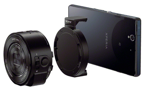 Sony Officially Debuts Two Revolutionary Lens-Style Cameras for your Smartphone | photography in a digital world | Scoop.it