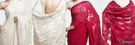 Latest Indian Women Apparel   Buy Online: Indian Products, Dresses, Sarees – NriBestBuy   Scoop.it
