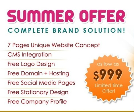 Most Affordable Packages | Web Design | Scoop.it