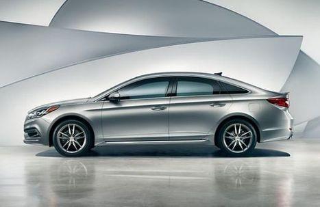 2015 Hyundai Sonata Hybrid Review, Interior, Price   Car Innovation   Scoop.it