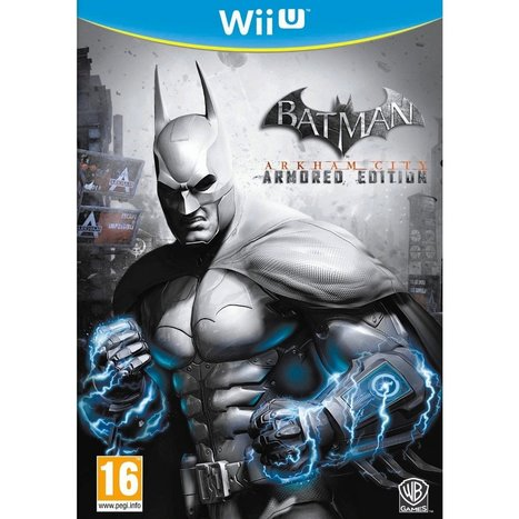 Batman Arkham City - Armored Edition - Games Wii | Games on the Net | Scoop.it