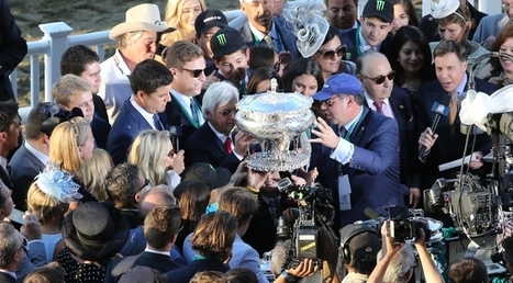 UA Ties Still Strong for Triple Crown Winner Baffert | UANews | CALS in the News | Scoop.it