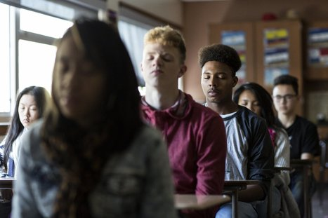 How Meditation Sheds Its Mysticism at Public Schools   Business   Scoop.it