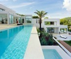 Ibiza Dream Residence Combining Spanish Architecture and Modern Design | What Surrounds You | Scoop.it