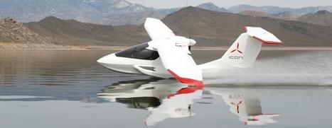 ICON Aircraft | Sport Flying Revolution | Innovation | Scoop.it