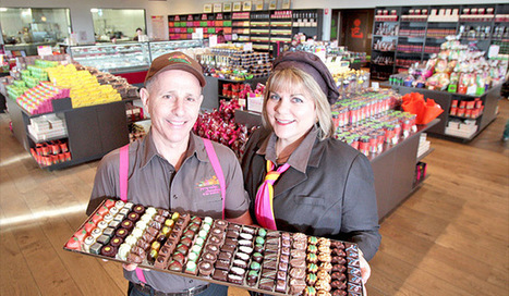 Yarra Valley Chocolaterie's sweet success - Weekly Times Now   Yarra Valley - Accommodation   Scoop.it
