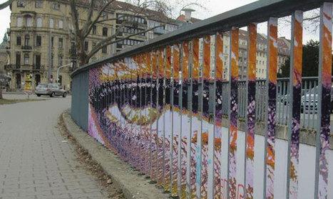Regardez bien autour de vous, des œuvres d'art surprenantes se dissimulent dans le paysage urbain | Art Urbain | Scoop.it