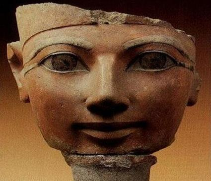 Las reinas-faraón, mujeres poderosas en Egipto | Hatshepsut | Scoop.it