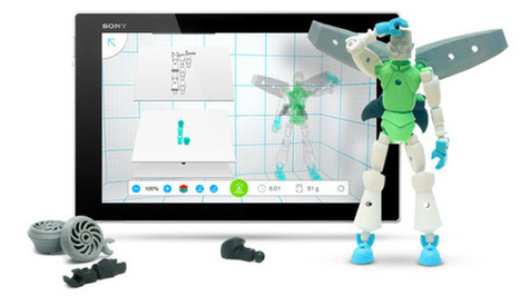 Tinkerplay: l'impression 3D pour les enfants | INFORMATIQUE 2015 | Scoop.it