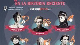 20 mujeres pioneras en la historia | Enseñar Geografía e Historia en Secundaria | Scoop.it