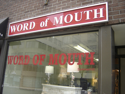 The Power of Word of Mouth | >>  SOCIAL TECHONOLOGY by Ricardo Wagner << | Scoop.it