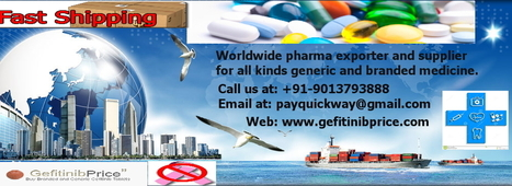 Geftinat 250 Mg tablets | Gefitinib 250 Mg Price | Anti Cancer drugs exporter and supplier | Cancer Drugs Bulk Supplier | Scoop.it