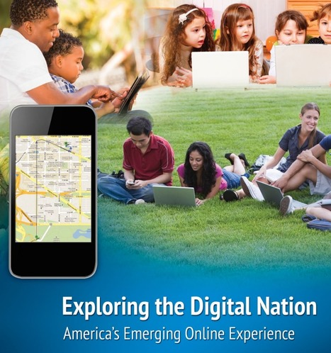 Exploring the Digital Nation: America's Emerging Online Experience | NTIA | Technology Leadership and Business | Scoop.it