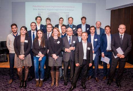 Fondation Norbert Segard | Jeune Ingénieur Créateur 2015, les startup lauréates | Startup | Scoop.it