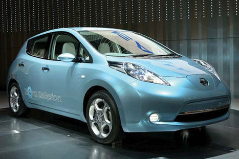 Electric cars on SA roads soon   Education, Eco and Tech Info   Scoop.it