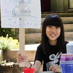 What a 9-Year-Old Can Teach You About Selling | Microbusiness Matters | Scoop.it