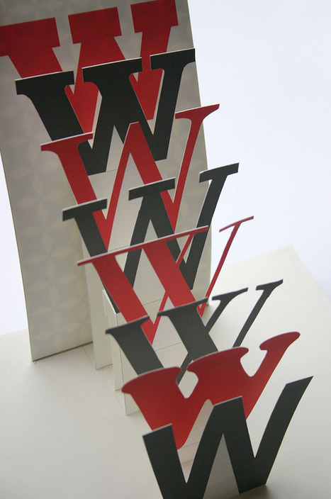Kevin Steele's The Movable Book of Letterforms | Graphic design & Visual communication | Scoop.it