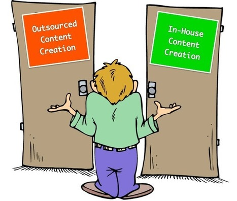 10 Great Advantages of Outsourcing Content Creation | Content-based  knowledge representation | Scoop.it