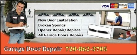 Garage Door Repair Aurora CO | Aurora CO | Scoop.it
