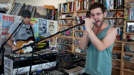 Baths: Tiny Desk Concert : NPR | Musique longs formats : docu et live | Scoop.it