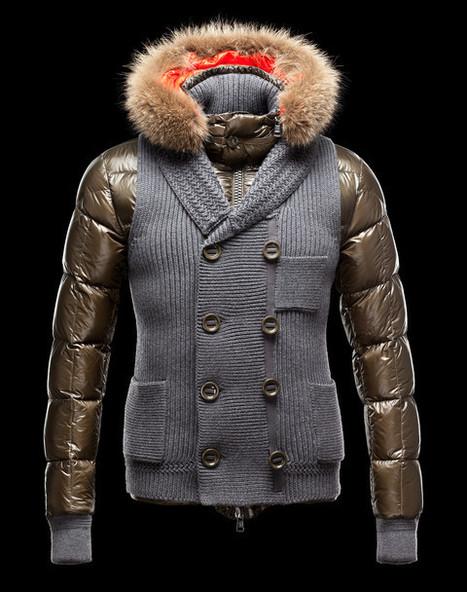 Acquista Moncler Piumini con Cappuccio Grigio 2319 sulla Vendita | Fashion world! | Scoop.it