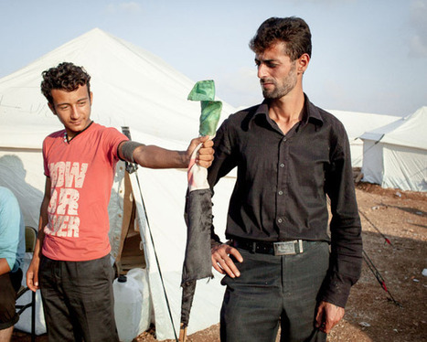 | Photogallery – A silent epic in the north of #Syria | News in english | Scoop.it