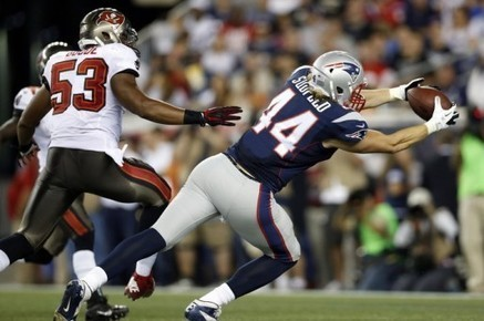 Beating the Odds: Seven Undrafted Rookies Make Patriots' Initial 53-Man Roster | NEPatriotsDraft.com - 2013 NFL Draft | NFL | Scoop.it