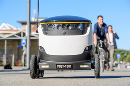 Swiss Post to test robot parcel service - SWI swissinfo.ch | OIES Internet of Things | Scoop.it