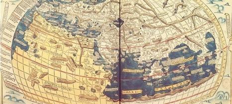 Los 10 mapas que cambiaron la historia de la humanidad | Banco de Aulas | Scoop.it