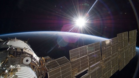 Social News Source: International Space Station Celebrates 15th Year in Orbit   Best Social Media on the Web   Scoop.it