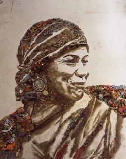 Pictures of Garbage | VikMuniz | Contemporary Art | Scoop.it