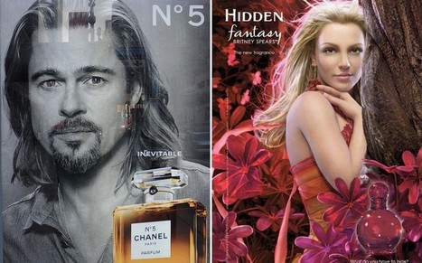 The sweet smell of celebs -  smell of money that is- Telegraph | A Cultural History of Advertising | Scoop.it